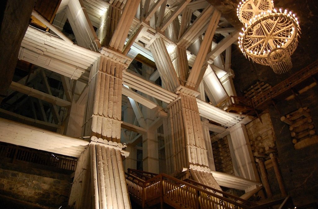 Wieliczka Salt Mine: If you are in Krakow you have to see it!