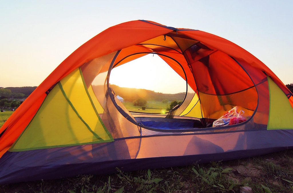 A Guide to Family Camping in Cornwall